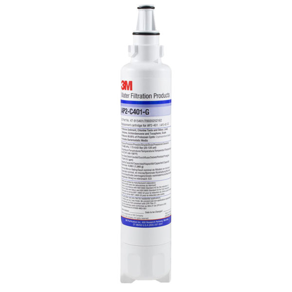 3M AP2-C401-G WATER FILTER CARTRIDGE - 1 MICRON